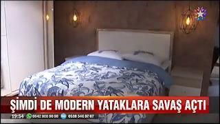 modern yataklara savaş açtı