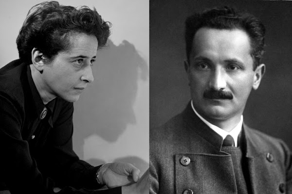 Hannah Arendt y Martin Heidegger | Correspondencias 1925-1975