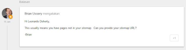 Cara Mengatasi Submitted Sitemap Menurun