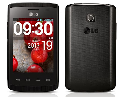 LG, LG Optimus, android, ponsel, smartphone, handphone, jelly bean, ponsel murah, LG Optimus L1 II