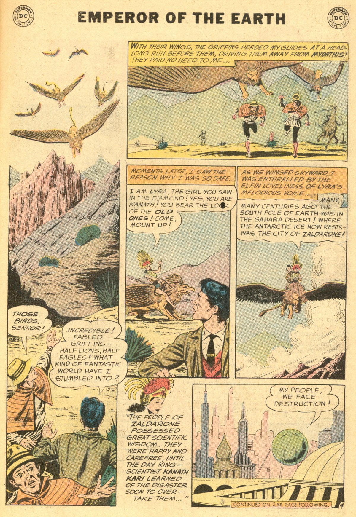 Strange Adventures (1950) issue 243 - Page 27