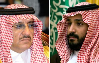 مؤشرات صراع على السلطة بين وليي العهد في السعودية