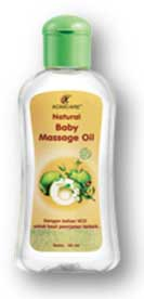 Konicare Natural Baby message Oil