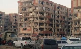 plus de 400 morts et 6.700 blessés dans le séisme en Iran
