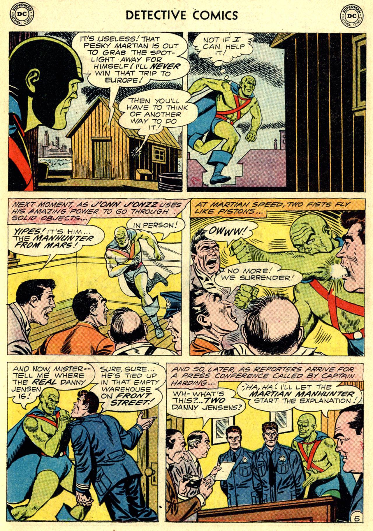 Detective Comics (1937) 295 Page 22