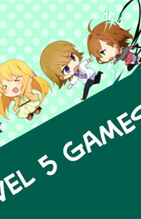 To Aru Majutsu no Index - Level 5 Games (Doujinshi)