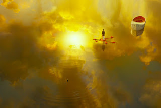 Life of Pi, A scenic view of the Pacific at sunset, Suraj Sharma as Pi Patel, Life of Pi, Directed by Ang Lee