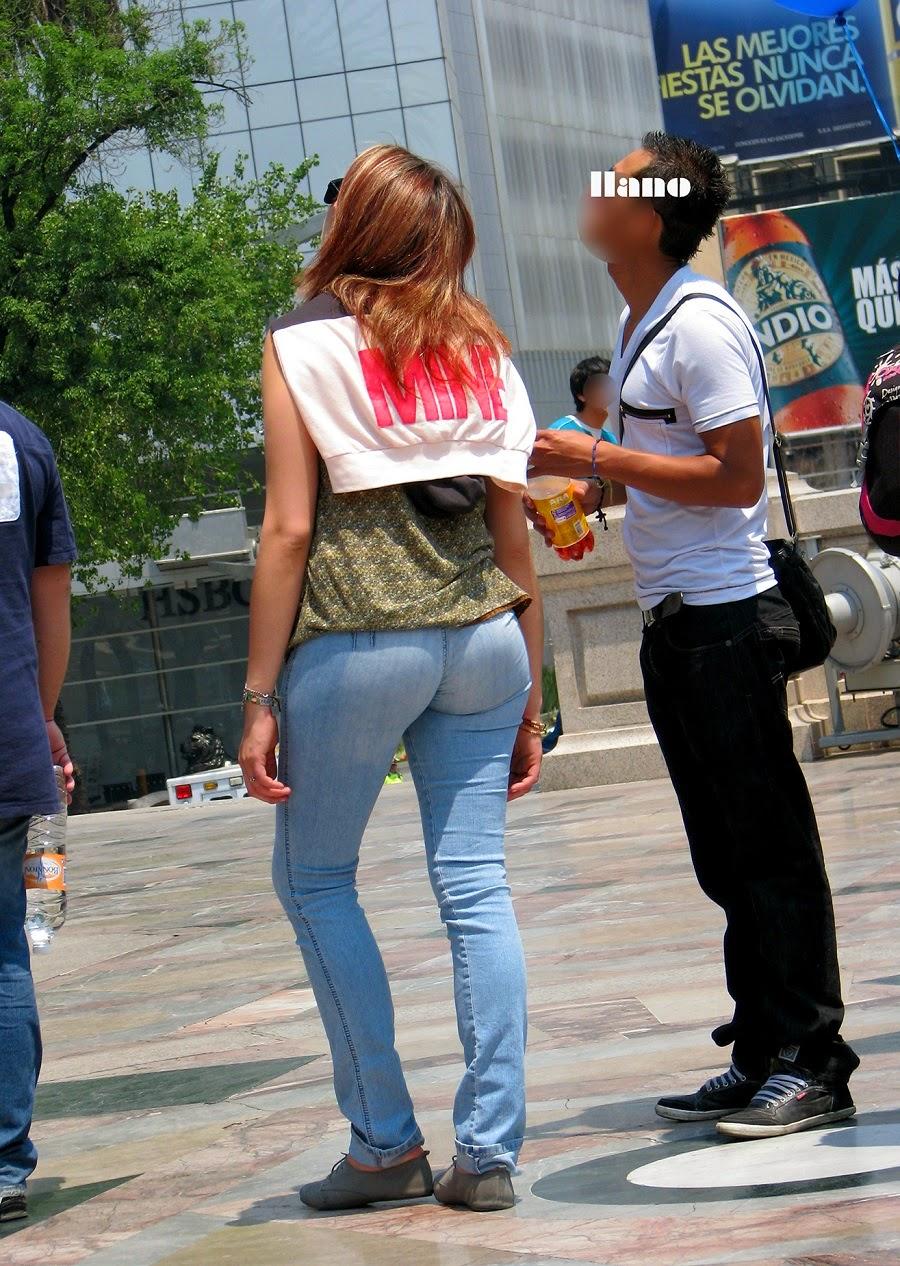 Candid jovensita por la ciudad piernas largas culona - 1 part 5