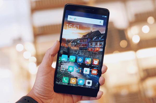 Xiaomi Mi Max 2 dòng máy được nhiều người dùng yêu thích