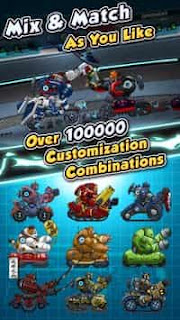 Toy Attack Apk - Free Download Android Game