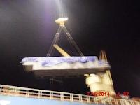 Undername export , FCL dari jakarta ke luar negeri