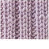二目ゴム編み