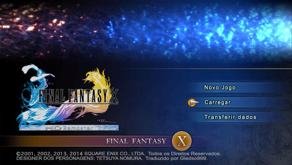 Final Fantasy X HD Remaster – Lançada primeira tradução em PT-BR