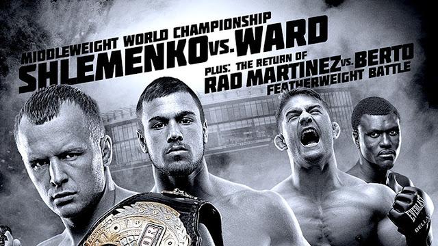 Bellator MMA: Alexander Shlemenko vs. Brennan Ward