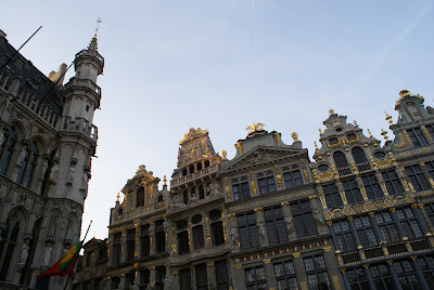 Brussels Market Square