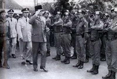 Kekuatan Politik Militer Era Orde Baru di Indonesia Kekuatan Politik Militer Era Orde Baru di Indonesia