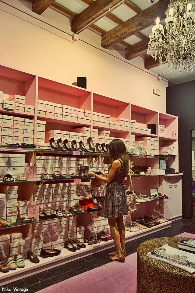tienda, shop, pretty ballerinas, Ursula Mascaró, puerto de Mahon, zapatos,