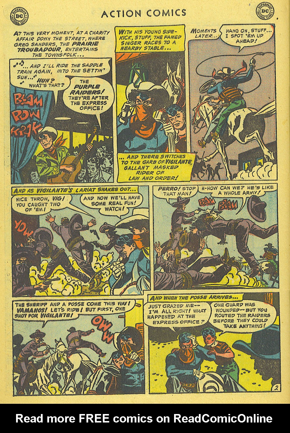 Action Comics (1938) 191 Page 33