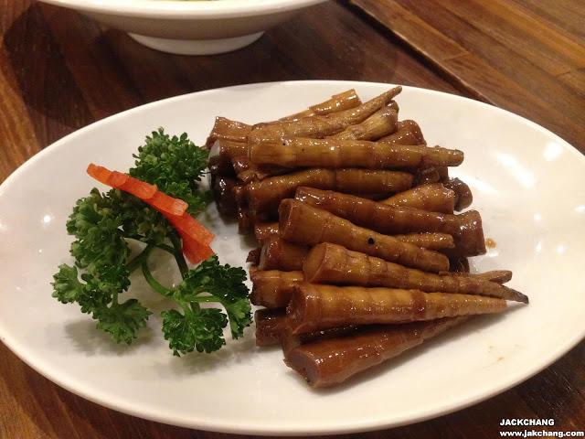 上海油燜筍