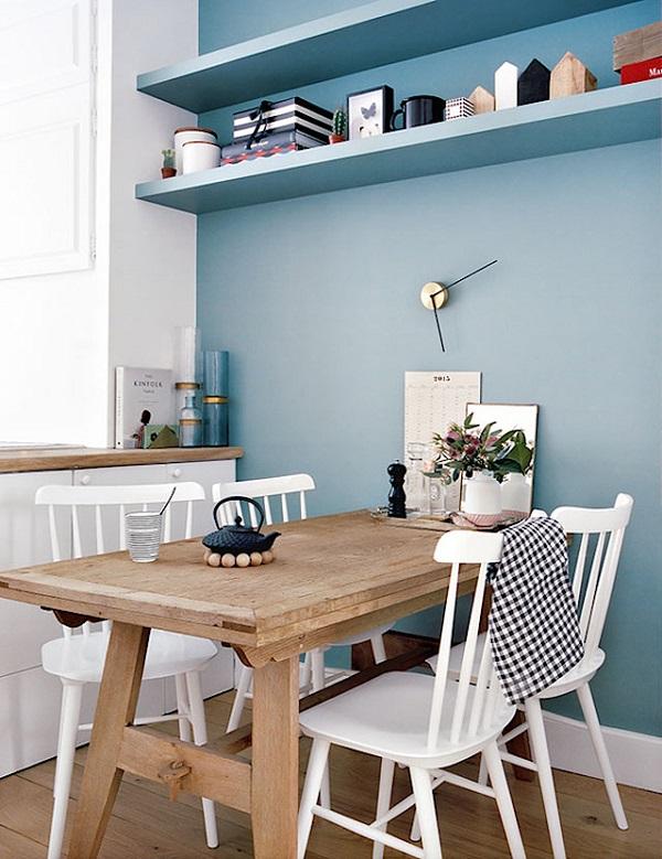 consigli per la casa e l' arredamento: pareti carta da zucchero ... - Soggiorno Pareti Carta Da Zucchero