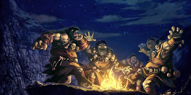 The Ogre's Camp