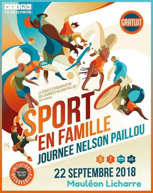 Journées Nelson Paillou Mauléon Licharre 2018