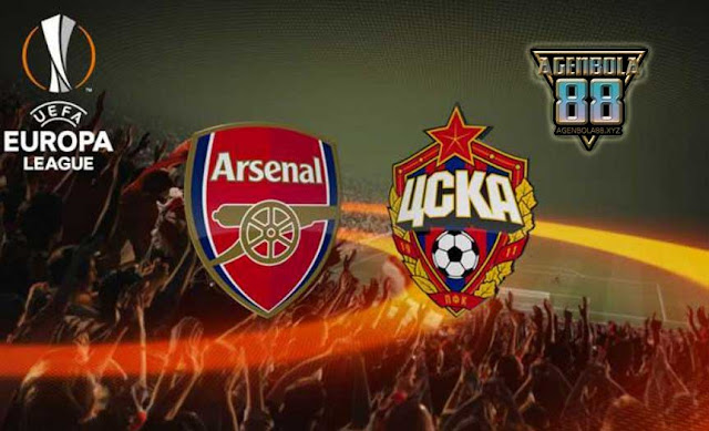 Arsenal vs CSKA Moskow