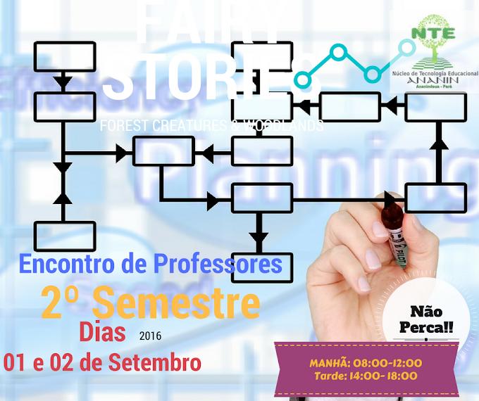 Encontro de Professores de Sala de Informática de Ananindeua