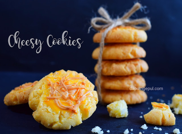 Cheese Cookies by dapurngepul.com