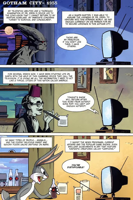 On Darwyn Cooke and The New Frontier