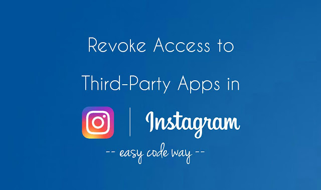 How to Revoke Access to Third-Party Apps in Instagram