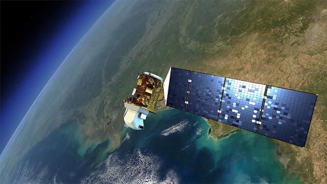 Ada yang Tau dengan Satelit Cuaca? Berikut Ini Penjelasannya