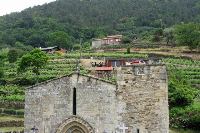 San Esteban de Atán, Pantón, Lugo