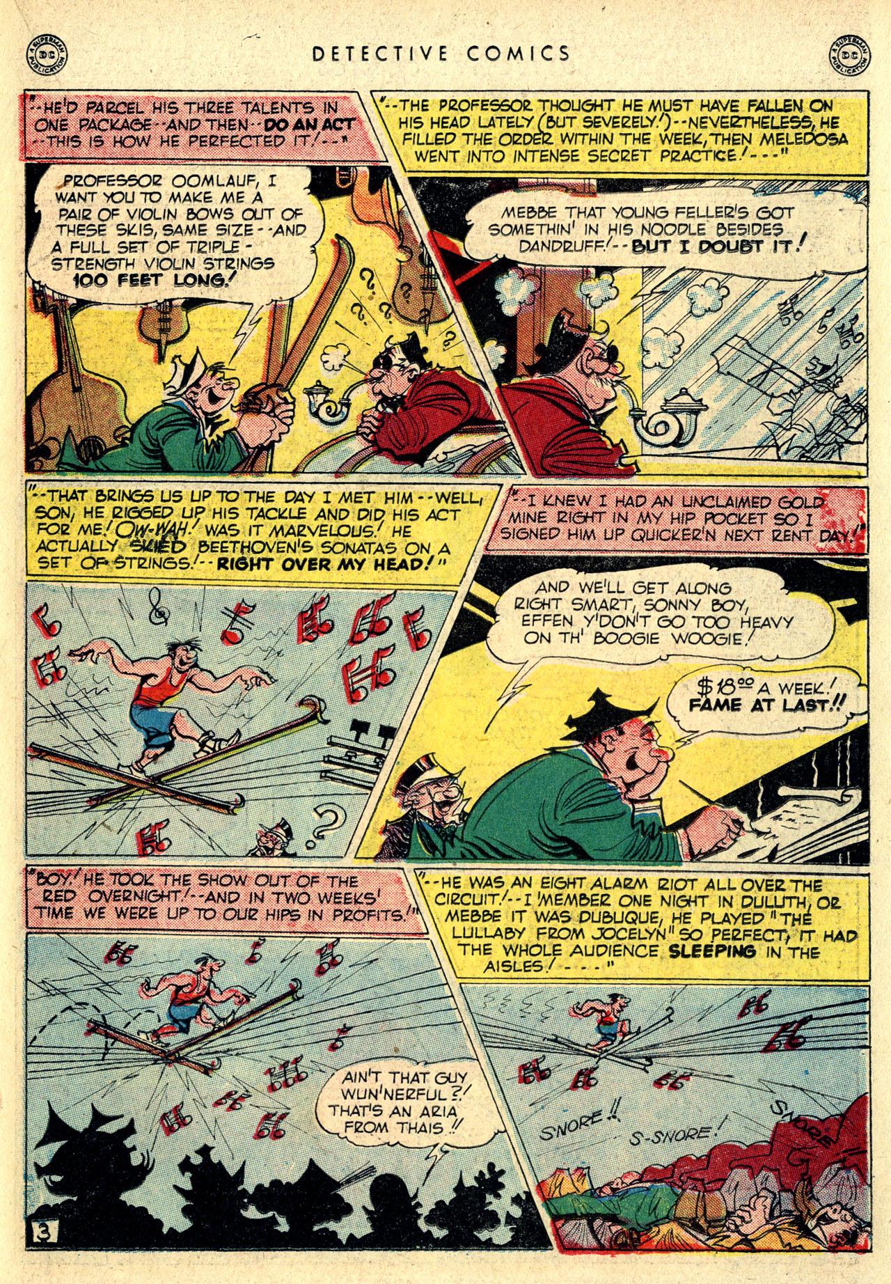 Read online Detective Comics (1937) comic -  Issue #116 - 35
