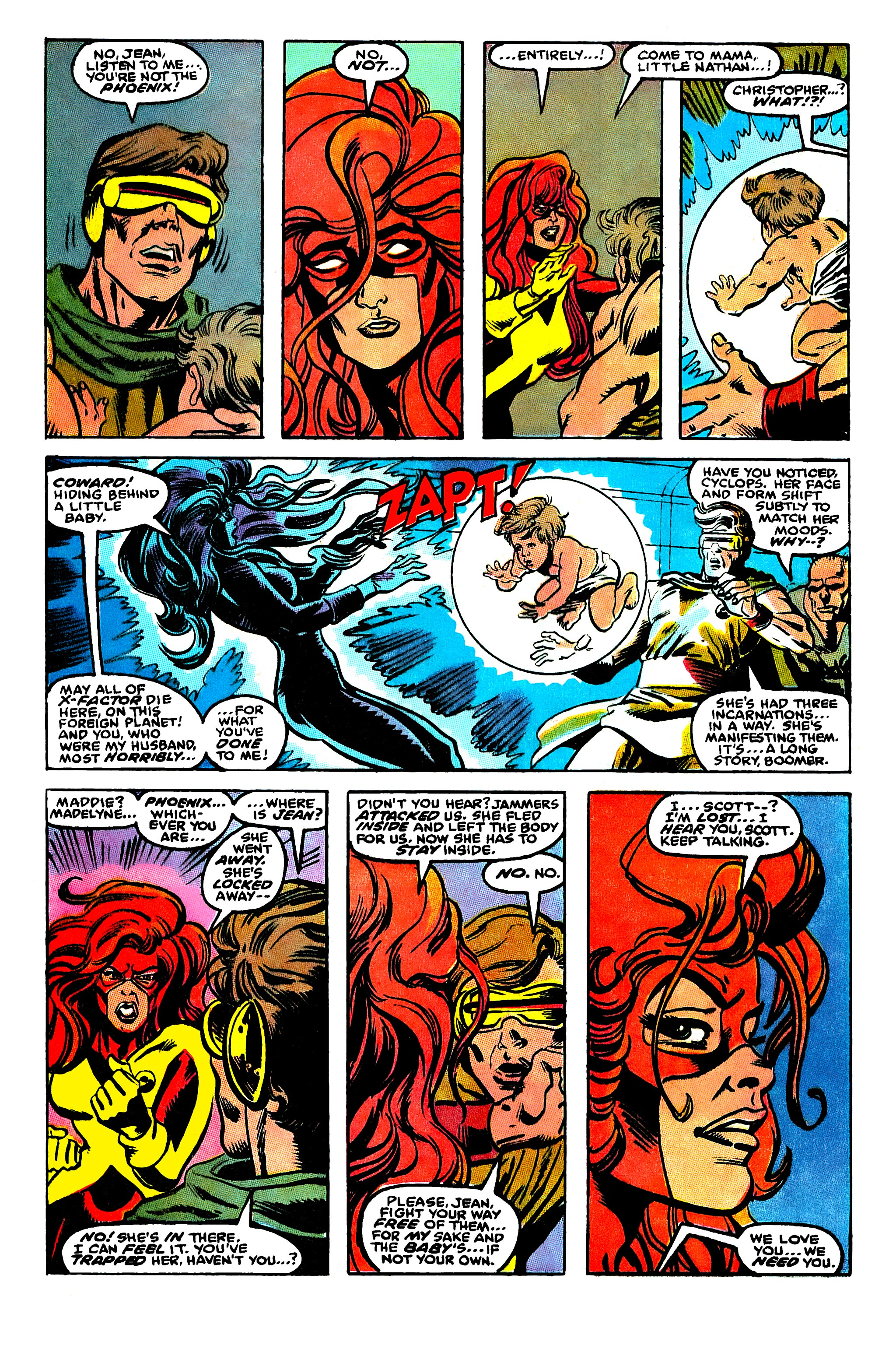 Read online X-Factor (1986) comic -  Issue #50 - 12