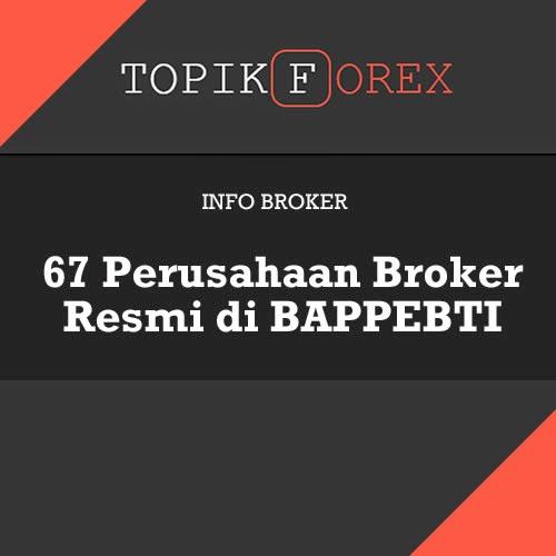 BROKER LEGAL TERBESAR DI INDONESIA