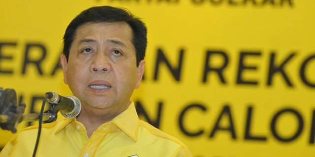 Fahri klaim dicurhati Setnov jadi tersangka atas permintaan Jokowi-JK