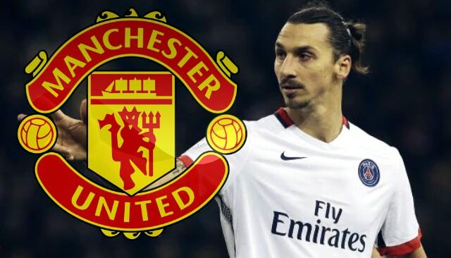 OFICIAL: Ibrahimovic é o novo reforço do Manchester United
