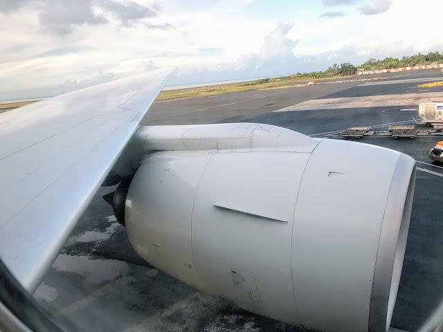 環遊世界|紐西蘭|紐西蘭航空 NZ41 大溪地⟶奧克蘭 特選經濟艙飛行紀錄 (B787-900)