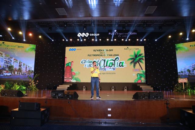 Sự kiện ra mắt đợt 2 FLC Tropical City