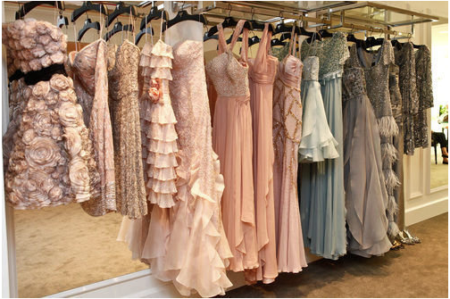 Find Your Cinderella Moment By Renting Designer Gowns For A