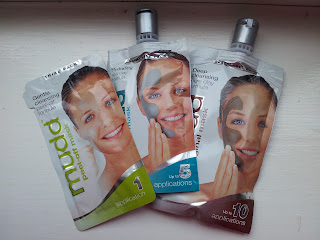 mudd mask, clay mask, facial mask