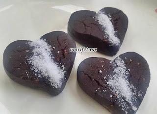 Şerbetli Kalpli Cocostar Kurabiye