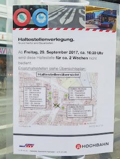 Hochbahngrafik
