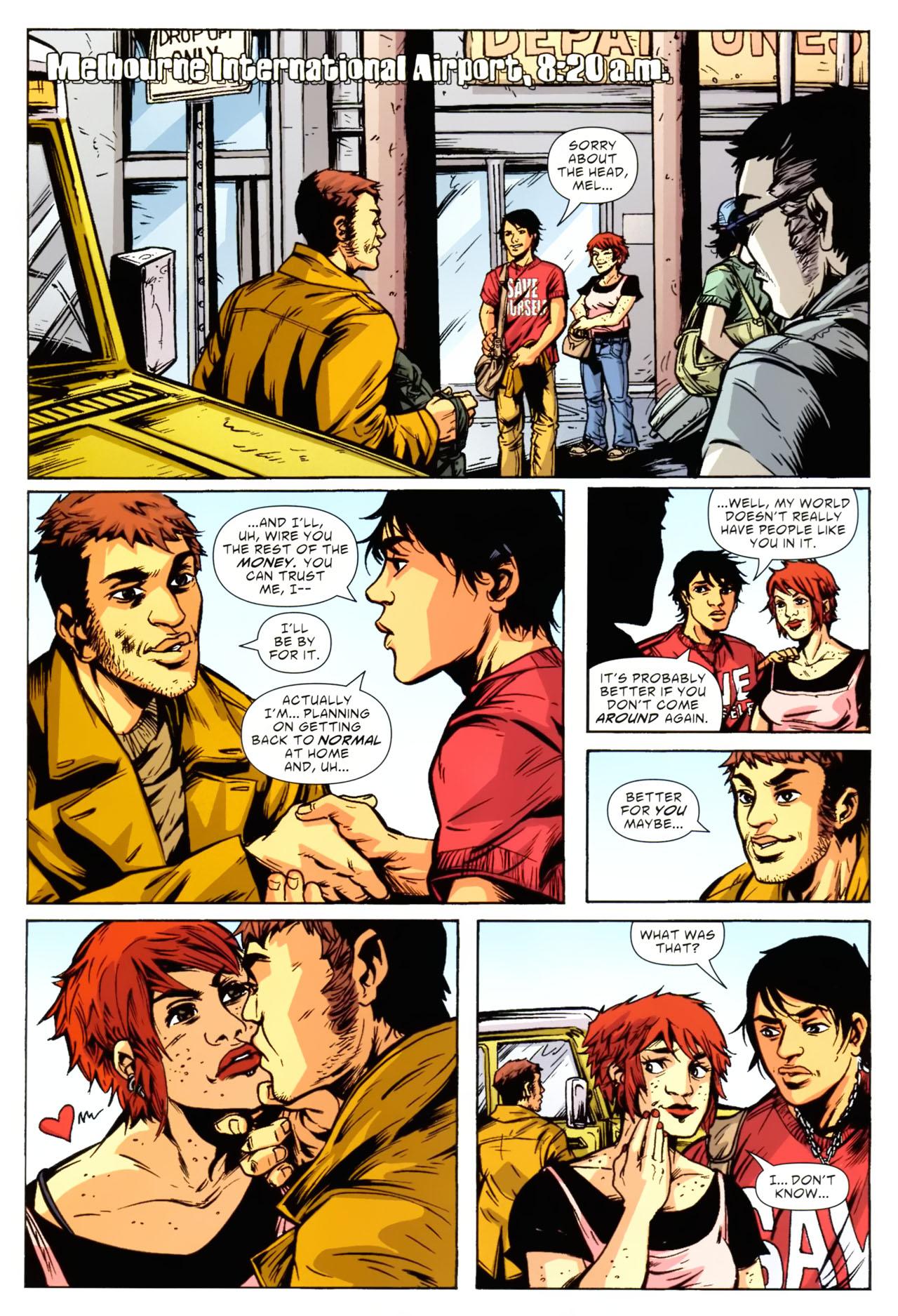 Read online American Virgin comic -  Issue #9 - 20