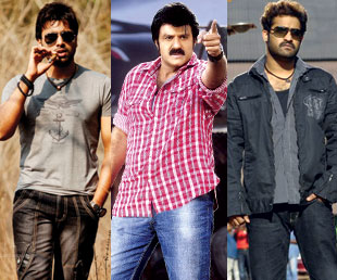 Balakrishna multistarrer movie to compete with Jr NTR