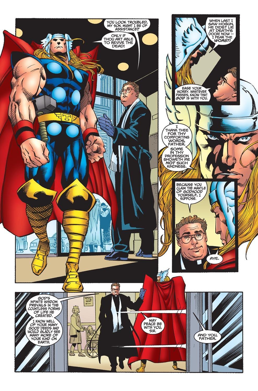 Thor (1998) Issue #31 #32 - English 4