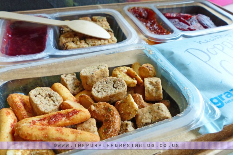 graze box review - nature delivered