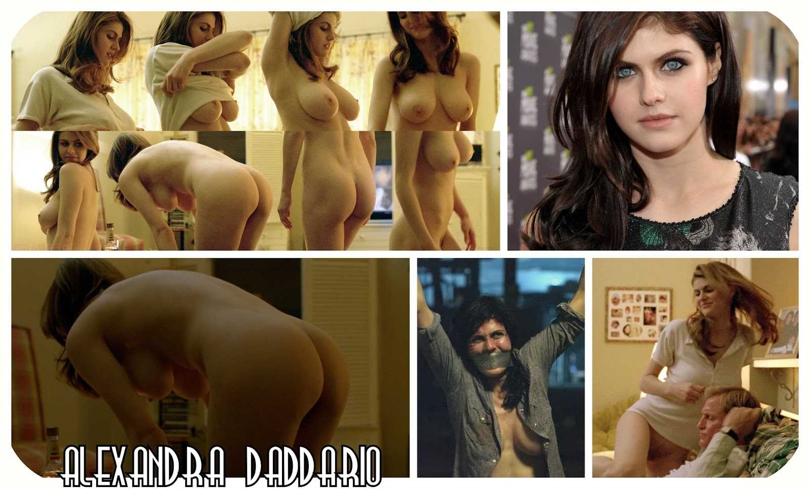The sexiest female nude scenes in images