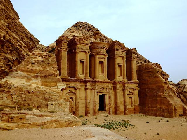 petra jordania como ir